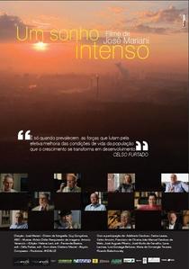 Um Sonho Intenso - Poster / Capa / Cartaz - Oficial 2