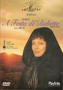 A Festa de Babette - Poster / Capa / Cartaz - Oficial 11