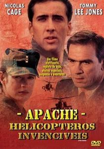 Apache – Helicópteros Invencíveis - Poster / Capa / Cartaz - Oficial 4