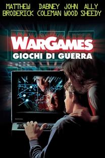 Jogos de Guerra - Poster / Capa / Cartaz - Oficial 5