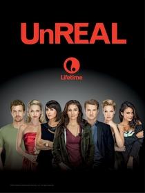 UnREAL (1ª Temporada) - Poster / Capa / Cartaz - Oficial 2