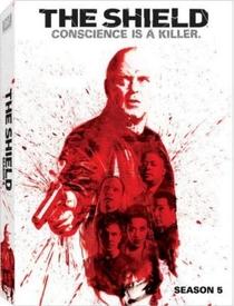 The Shield - Acima da Lei  (5ª temporada) - Poster / Capa / Cartaz - Oficial 2