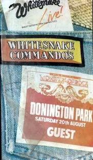 Whitesnake Live! - Poster / Capa / Cartaz - Oficial 1
