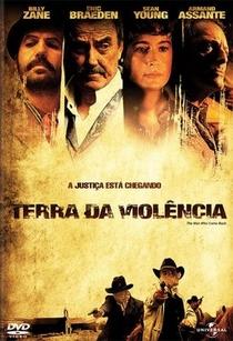 Terra da Violência - Poster / Capa / Cartaz - Oficial 1