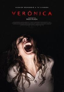 Verônica: Jogo Sobrenatural - Poster / Capa / Cartaz - Oficial 1