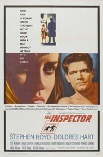 O Inspetor - Poster / Capa / Cartaz - Oficial 1