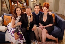 Will & Grace: About 2016 Election - Poster / Capa / Cartaz - Oficial 1