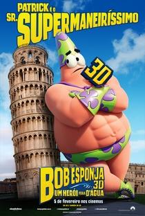 Bob Esponja: Um Herói Fora D'Água - Poster / Capa / Cartaz - Oficial 13