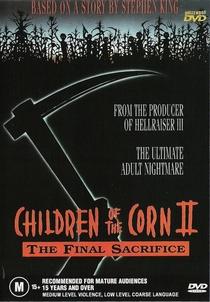 Colheita Maldita 2: O Sacrifício Final - Poster / Capa / Cartaz - Oficial 7