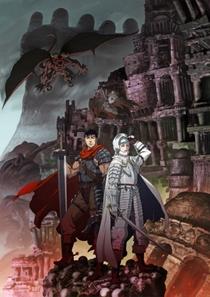 Berserk Era de Ouro Ato I: Ovo do Supremo Imperador - Poster / Capa / Cartaz - Oficial 3