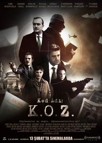 Kod Adi K.O.Z. - Poster / Capa / Cartaz - Oficial 1