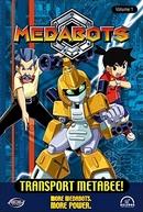 Medabots (1ª Temporada) (メダロット1)