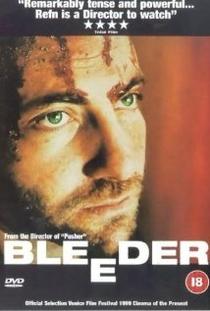 Bleeder - Poster / Capa / Cartaz - Oficial 2