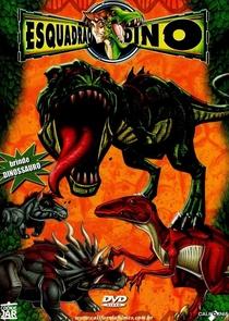 Esquadrão Dino - Poster / Capa / Cartaz - Oficial 1