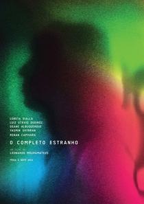 O Completo Estranho - Poster / Capa / Cartaz - Oficial 1