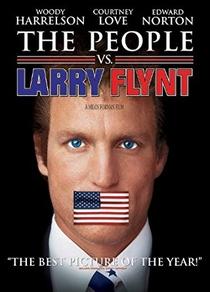 O Povo Contra Larry Flynt - Poster / Capa / Cartaz - Oficial 5