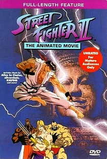 Street Fighter II: O Filme - Poster / Capa / Cartaz - Oficial 4