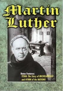 Martinho Lutero - Poster / Capa / Cartaz - Oficial 7