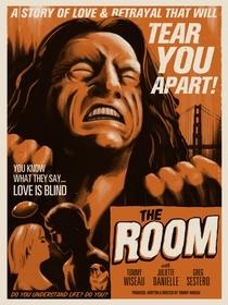 The Room - Poster / Capa / Cartaz - Oficial 2