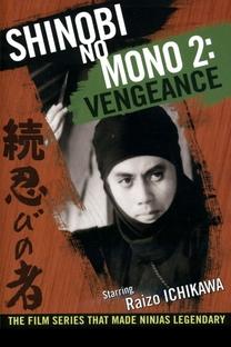 Ninja 2: Vengeance - Poster / Capa / Cartaz - Oficial 1