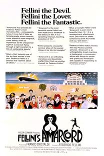 Amarcord - Poster / Capa / Cartaz - Oficial 8