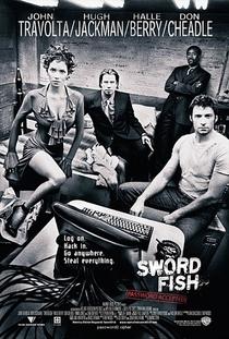 A Senha: Swordfish - Poster / Capa / Cartaz - Oficial 1
