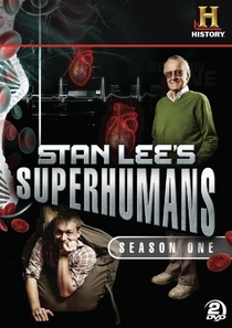 Os Super Humanos de Stan Lee (1ª Temporada) - Poster / Capa / Cartaz - Oficial 1