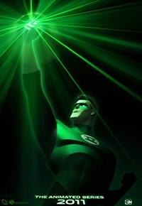 Lanterna Verde: Série Animada (1ª Temporada) - Poster / Capa / Cartaz - Oficial 1