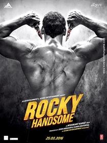 Rocky Handsome - Poster / Capa / Cartaz - Oficial 3