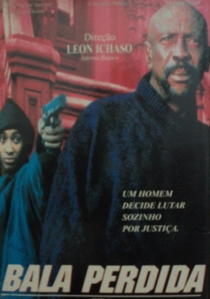 Bala Perdida - Poster / Capa / Cartaz - Oficial 1