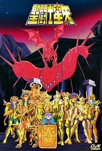 Os Cavaleiros do Zodíaco (Saga 1: Santuário) - Poster / Capa / Cartaz - Oficial 7