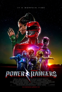 Power Rangers - Poster / Capa / Cartaz - Oficial 8