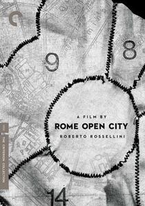 Roma, Cidade Aberta - Poster / Capa / Cartaz - Oficial 1