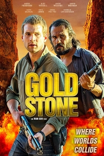 Goldstone - Poster / Capa / Cartaz - Oficial 3