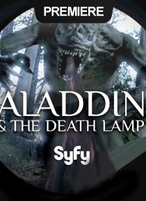 Aladdin e a Lâmpada da Morte - Poster / Capa / Cartaz - Oficial 4