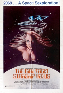 Girl from Starship Venus - Poster / Capa / Cartaz - Oficial 1