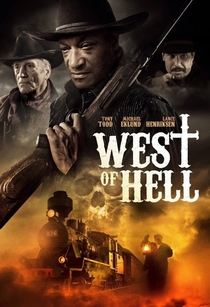 West of Hell - Poster / Capa / Cartaz - Oficial 2