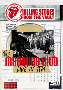 The Marquee Club - Live in 1971 - Poster / Capa / Cartaz - Oficial 1