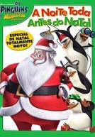 Os Pinguins de Madagascar: A Noite Toda Antes do Natal