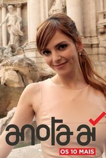 Anota Aí - Os 10 Mais (1ª Temporada) - Poster / Capa / Cartaz - Oficial 1