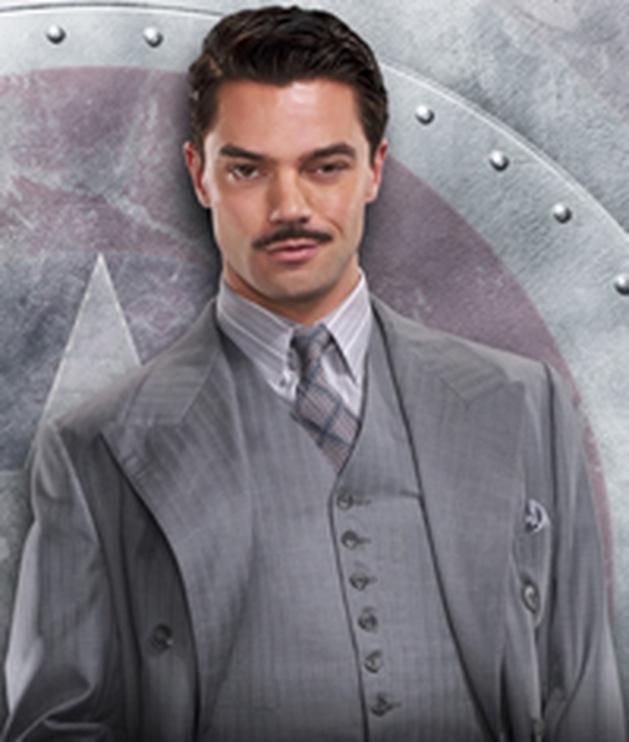 Capitão América 2 terá a volta de Dominic Cooper