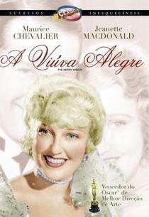 A Viúva Alegre - Poster / Capa / Cartaz - Oficial 5