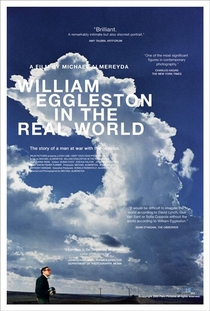 William Eggleston in the Real World - Poster / Capa / Cartaz - Oficial 2