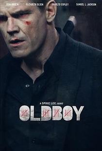 Oldboy: Dias de Vingança - Poster / Capa / Cartaz - Oficial 8