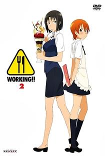 Working!! (1ª Temporada) - Poster / Capa / Cartaz - Oficial 4