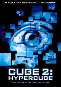 Cubo 2 - Hipercubo - Poster / Capa / Cartaz - Oficial 3
