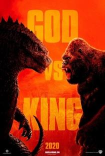 Godzilla vs. Kong - Poster / Capa / Cartaz - Oficial 1