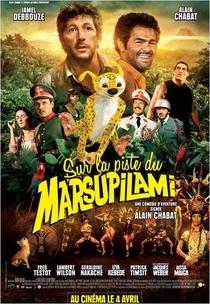 Marsupilami - Poster / Capa / Cartaz - Oficial 1