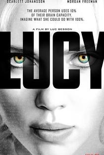 Lucy - Poster / Capa / Cartaz - Oficial 1