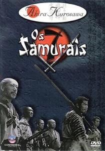 Os Sete Samurais - Poster / Capa / Cartaz - Oficial 15